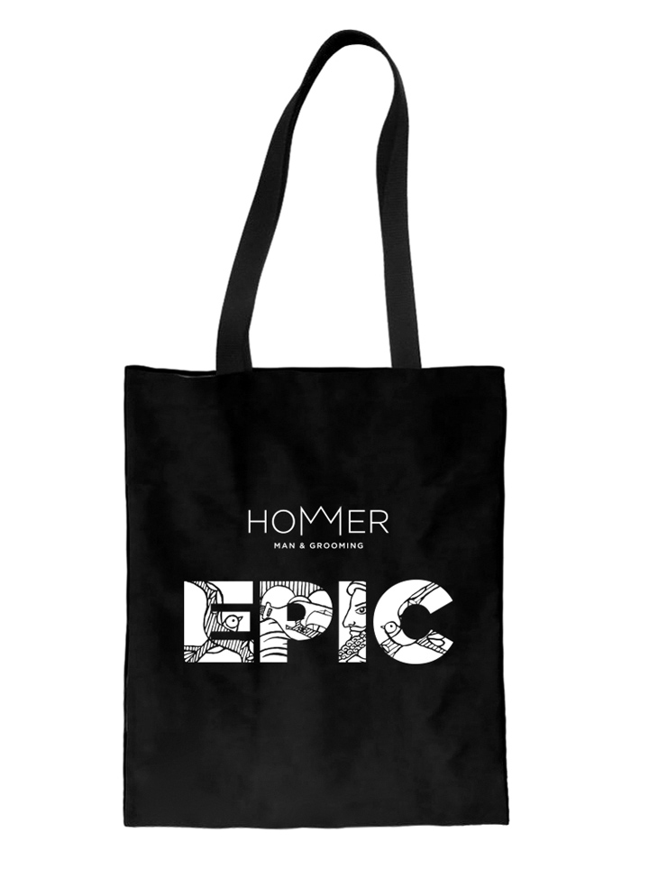 HOMMER_EPIC_tote_bag_black