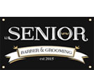 SENIOR BARBER & GROOMING