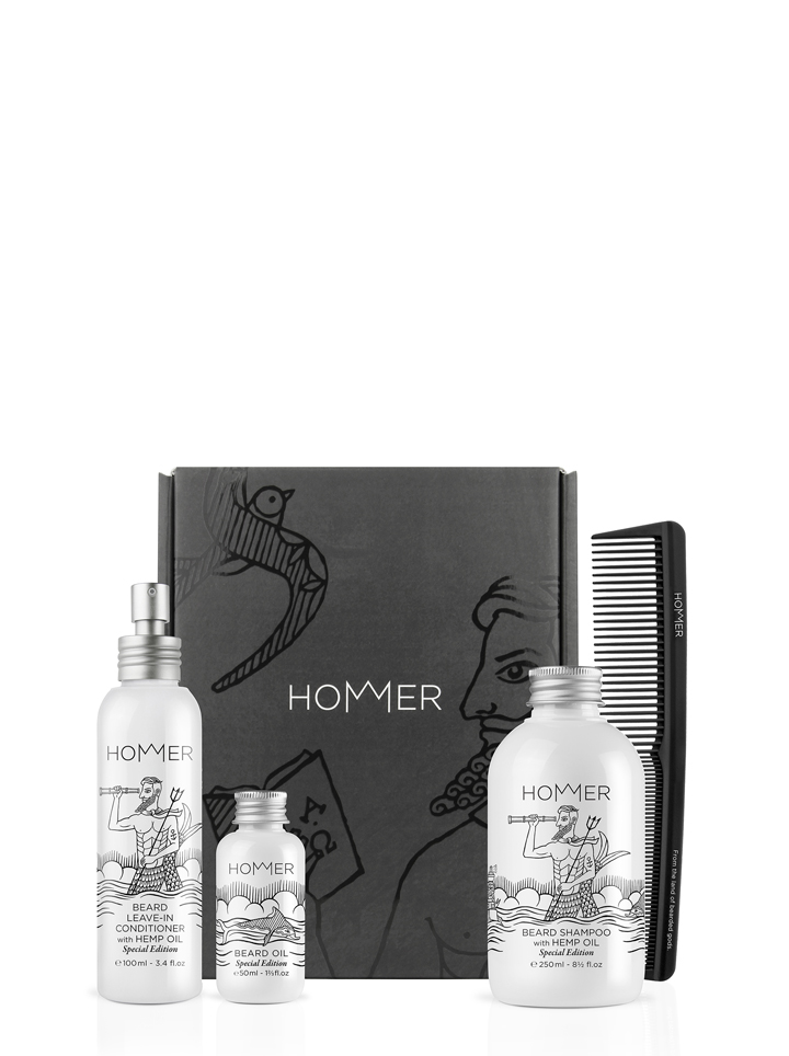 HOMMER_combo_set_products_shampoo_conditioner_oil_comb_SE_medium2